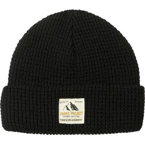 Parks Project Quality Goods Waffle Knit Beanie