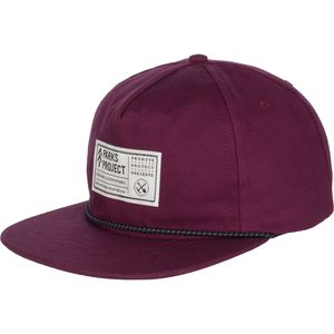 Parks Project Forager Snapback Hat