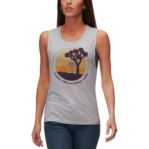 Parks Project Joshua Tree Retro Sunset Tank Top - Women's