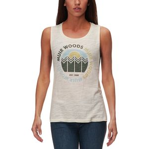 Parks Project Muir Woods Treeline Tank Top - Women's