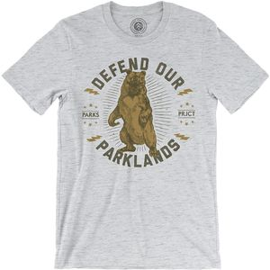 Parks Project Defend Our Parklands Short-Sleeve T-Shirt - Men's