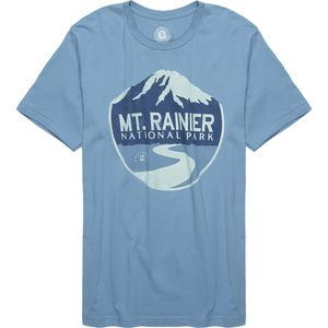 Parks Project Rainier Roadway Short-Sleeve T-Shirt - Men's