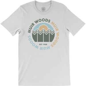Parks Project Muir Woods Treeline Short-Sleeve T-Shirt - Men's