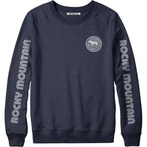 Parks Project Rocky Mountain Throwback Crew Sweatshirt - Men's