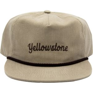 Parks Project Yellowstone Corduroy Hat