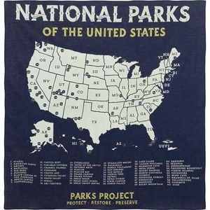 Parks Project Green Acres National Park Bandana