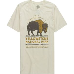 Parks Project Yellowstone Bison Buddy T-Shirt - Men's