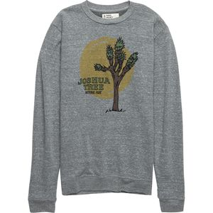 Parks Project Joshua Tree Yes Please Fleece Crew Sweatshirt - Men's