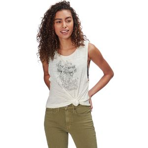 Parks Project Leave It Better Possee Sleeveless Shirt - Women's