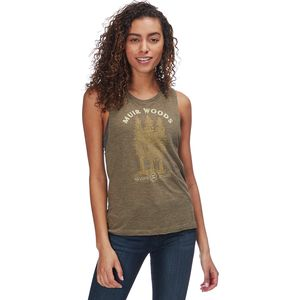 Parks Project Muir Woods Gigante Sleeveless Shirt - Women's