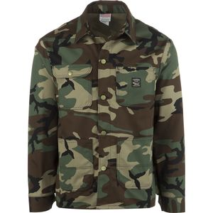 Pointer Brand Woodland Camo Chore Coat - Men's
