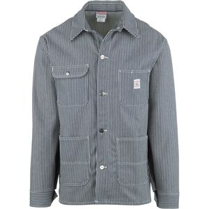 Pointer Brand Hickory Stripe Chore Coat - Men's