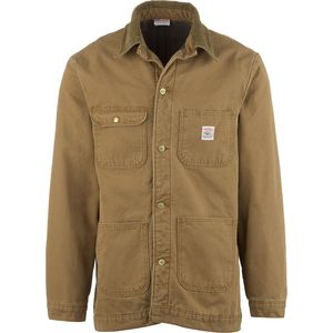 Pointer Brand Brown Duck Barn Coat - Men's