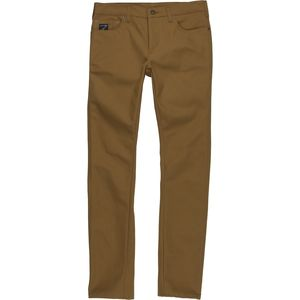 Pointer Brand Raw Brown Duck Skinny Denim Pant - Men's