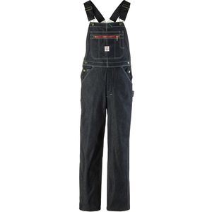 Pointer Brand Low Back Full Cut Denim Overalls - Men's