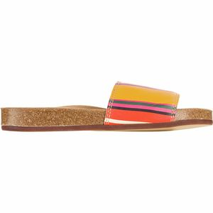 Penelope Chilvers Sol Marrakesh Stripe Slide - Women's
