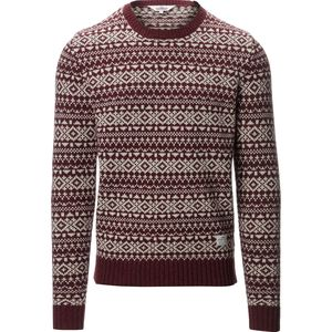 Penfield Duntara Fairisle Crew Sweater - Men's