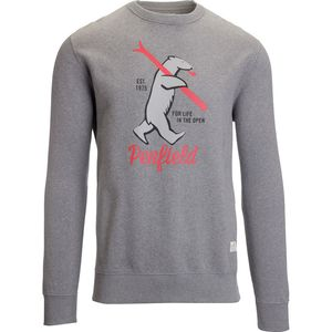 Penfield Ski Bear Crew Sweater - Men's