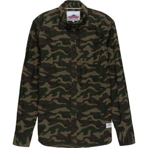 Penfield Gridley Camo Shirt - Men's