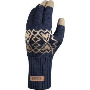 Pendleton Jacquard Knit Glove - Men's