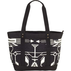 Pendleton Large Zip Canvas Tote