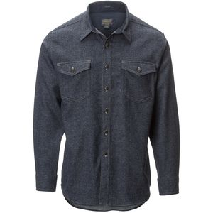Pendleton Cascade Denim Fitted Shirt - Men's
