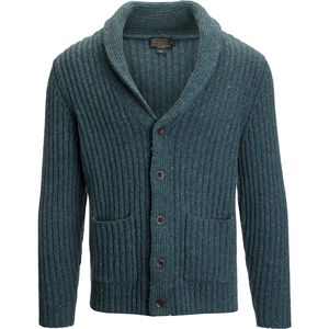 Pendleton Donegal Shawl Cardigan - Men's