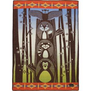 Pendleton Woodland Neighbors Muchacho Baby Blanket