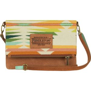 Pendleton Fold-Over Clutch - Women's