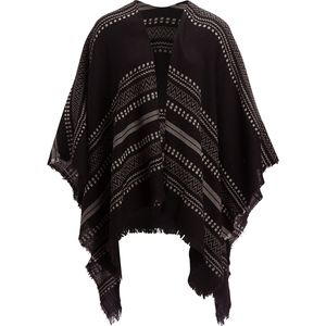 Pendleton Serape Stripe Wrap - Women's