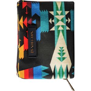 Pendleton Canopy Canvas Accordian Zip Wallet - Women's