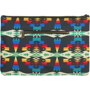 Pendleton Canopy Canvas Big Zip Pouch - Women's