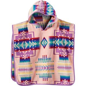 Pendleton Jaquard Hooded Towel - Kids'