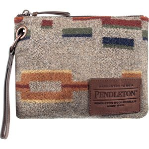 Pendleton Clutch with Grommet - Women's