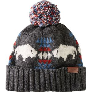 Pendleton Hat with Pom Pom - Women's