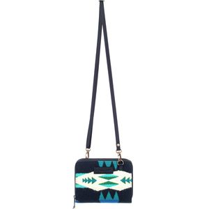 Pendleton Wallet on A Strap - Women's