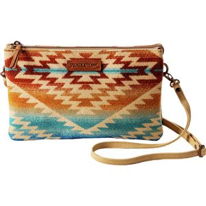 Pendleton Large Three Pocket Keeper Wallet - Women's