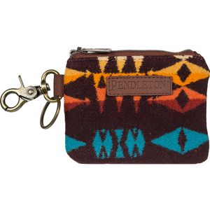 Pendleton ID Pouch Key Ring - Women's