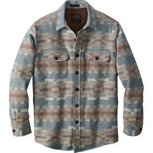 Pendleton Thomas Kay Quilted Shirt Jacket - Men's