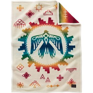Pendleton Sunrise Eagle Blanket