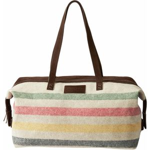 Pendleton Glacier Stripe Collection Gym Bag