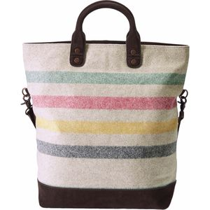 Pendleton Glacier Stripe Long Tote