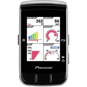Pioneer Color GPS Navigation Cycle-Computer