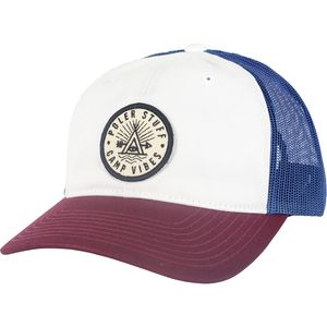 Poler Tent Attack 6 Panel Trucker Hat