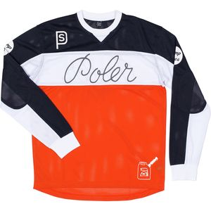 Poler Brraapp Jersey - Long-Sleeve - Men's