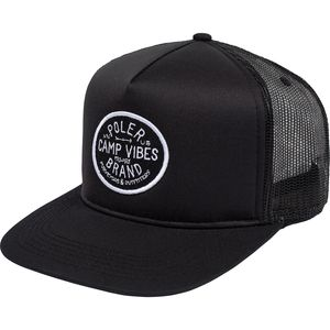 Poler Camp Vibes Brand Trucker Hat