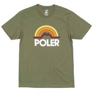 Poler Mountain Rainbow T-Shirt - Men's