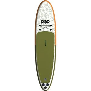 POP Paddleboards  Inflatable Limited Edition Paddleboard