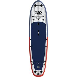POP Paddleboards  El Captain Inflatable Stand-Up Paddleboard