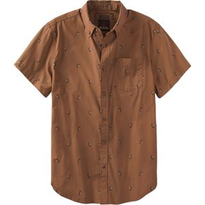 Prana Broderick Slim Shirt - Short-Sleeve - Men's